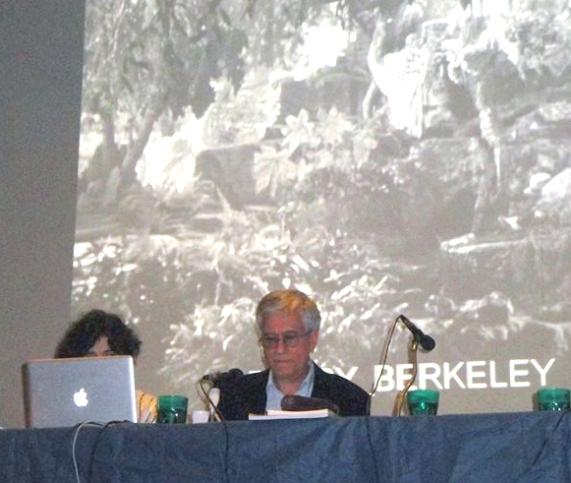 """João Luiz Vieira: """"O sonho e a música: tensões raciais em Busby Berkeley e Joaquim Pedro de Andrade""""."""