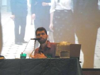 """Jocimar Dias Jr (""""Números musicais, momentos musicais: a música nos filmes e o conceito de ritornelo"""")"""