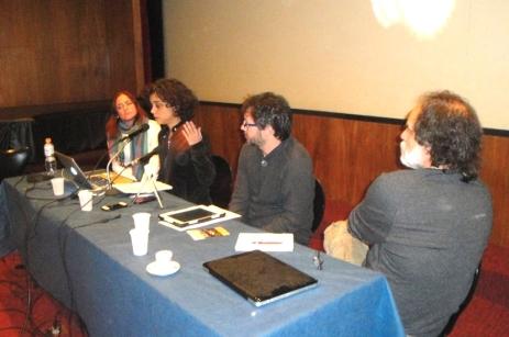 Analu Cunha, Aline Couri, Marcelo Carneiro de Lima, Fernando Ariani.